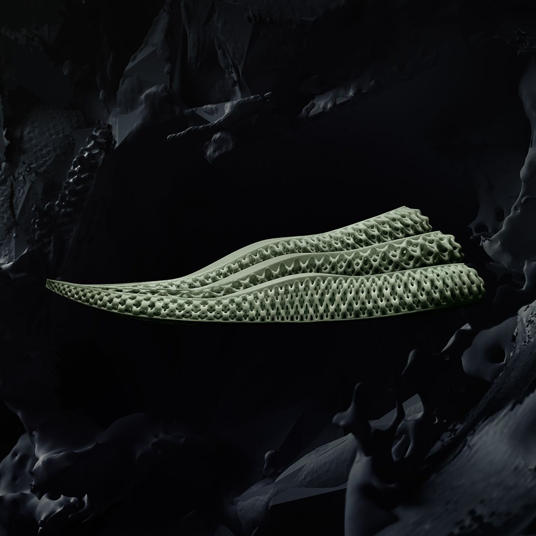 Adidas Futurecraft 4D Is The 3D Printed Sneaker Revolution