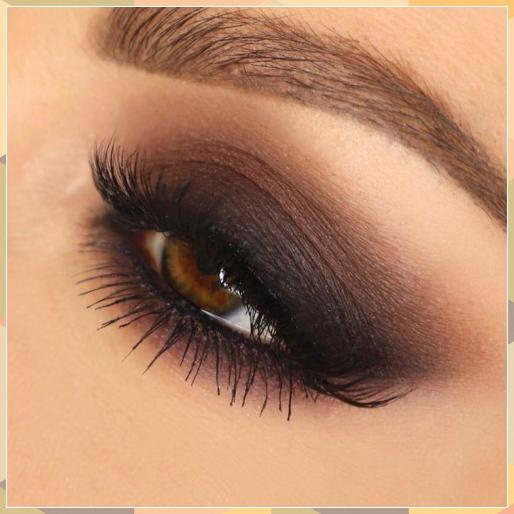 Dark Brown Smokey Eye W Smudgy Black Winged Liner Jenny Cline Makeup Brown Black Brown In 2020 Makeup Eyeshadow Brown Eyes Black Eye Makeup Dark Eye Makeup