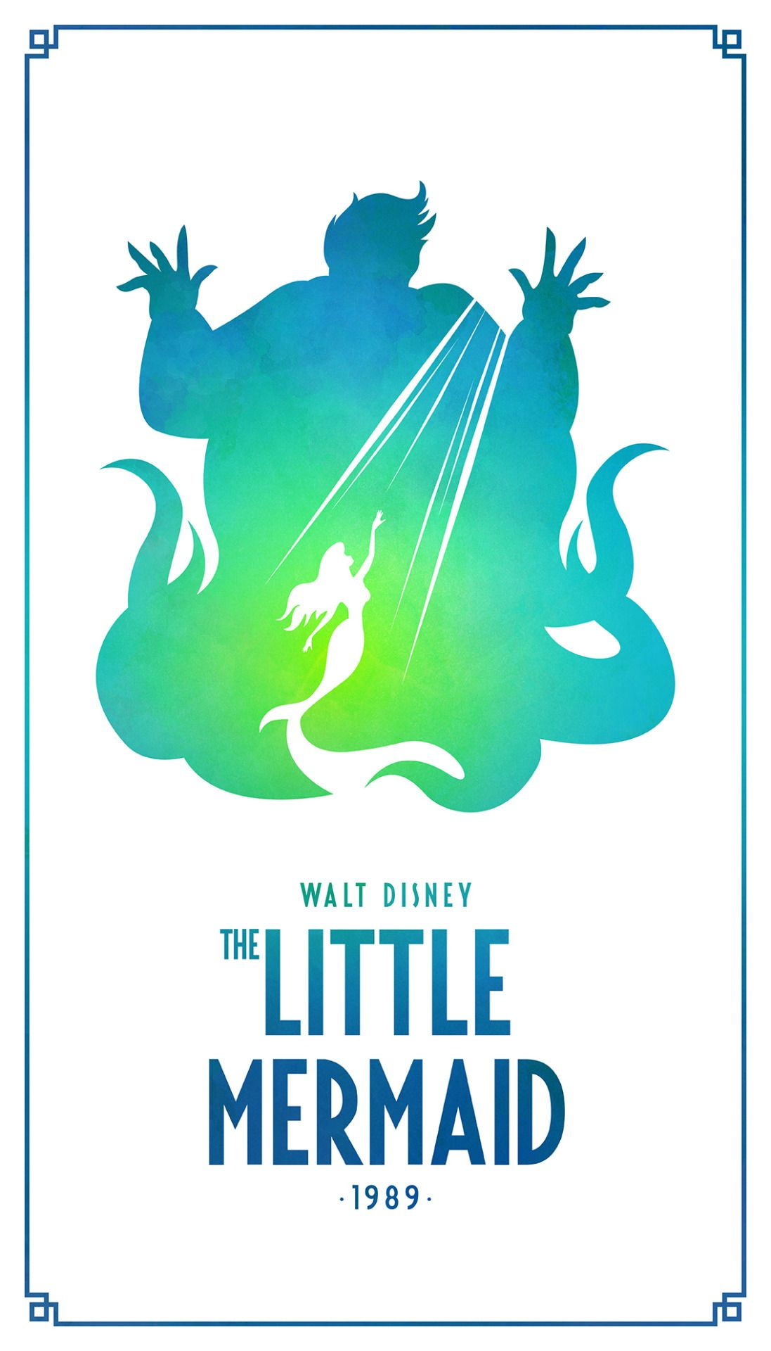 Classic Disney Movie Posters - Created by Keith Bogan #disneymovies