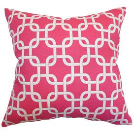 I pinned this from the Pillows Under $40 - Vibrant Designer Pillows & Bedding event at Joss and Main!