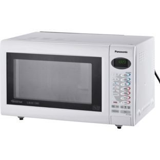 Panasonic microwave NN CT552W | in