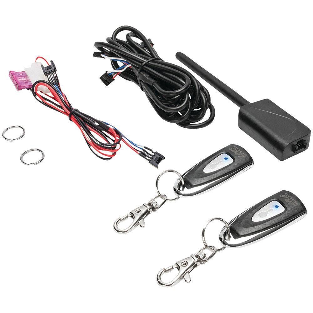 Install Essentials 524T 2 Wire Standard Door Lock Actuator Kit