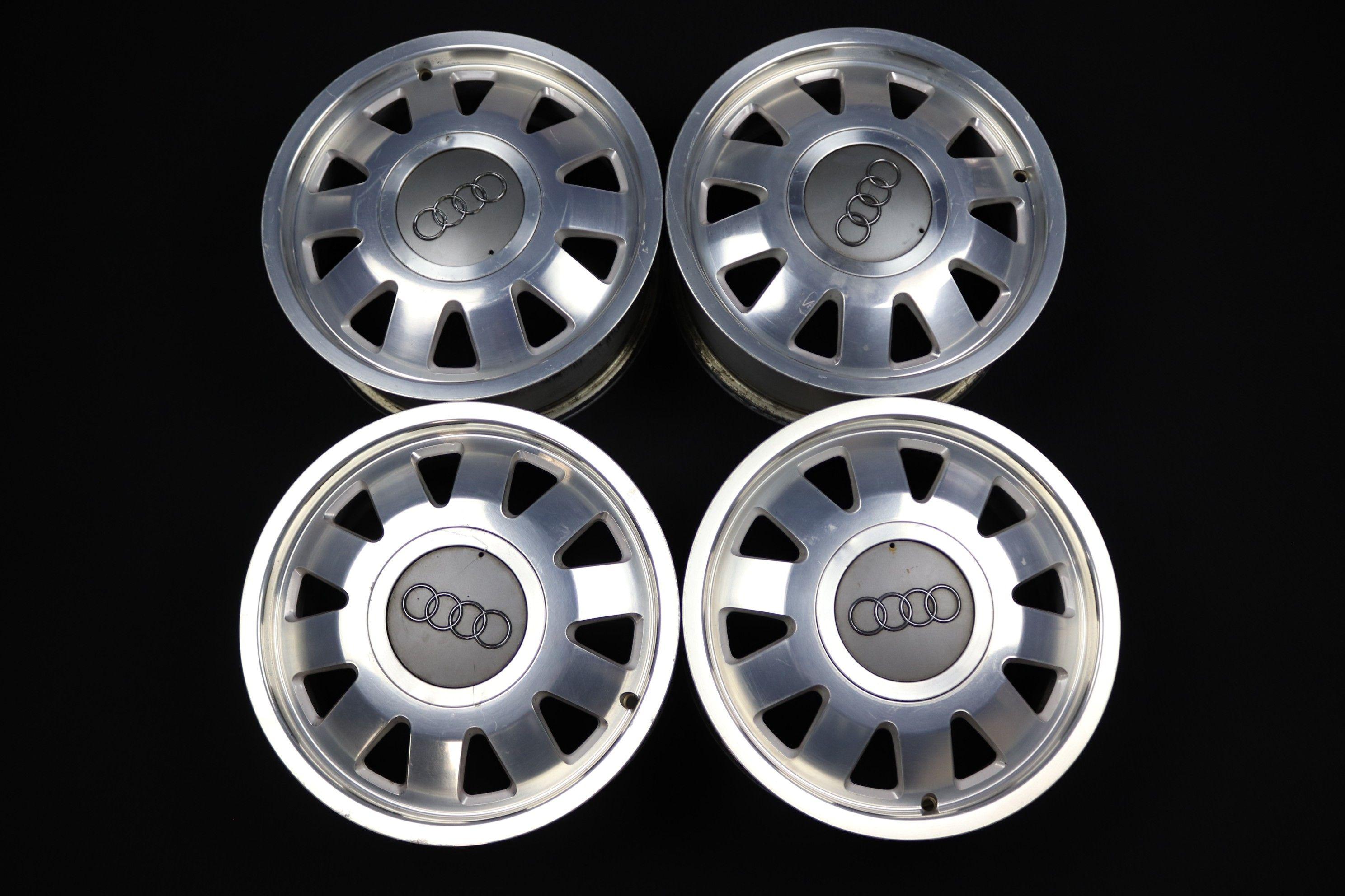 Original Audi A6 4b A4 B5 4b0601025j 15 Zoll Alufelgen 6jx15 Et45 Alufelgen Felgen Audi A6