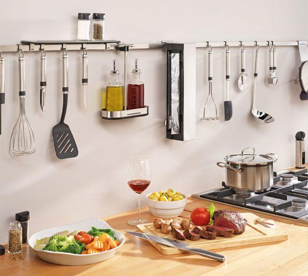 Para organizar todas tus herramientas de cocina, nada mejor que un ...
