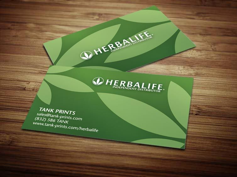 Promote Your Herbalife Business With Eye Catching Business Cards Herbalife Business Cards Design Herbalife Business Cards Herbalife Business Card Templates