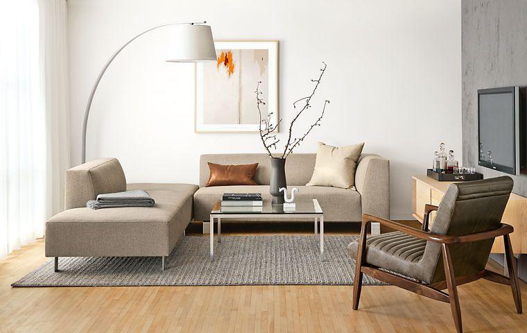 Modern Living Room Furniture - Room  Board Broadway FFE