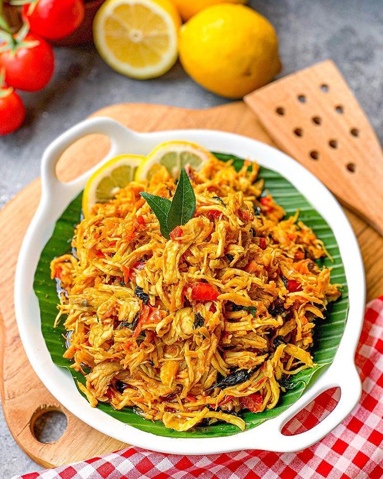 Cara Masak Ayam Suwir Pedas Bumbu Bali Ayam Sisit Bali Dan Resep Membuat Ayam Suwir Kering Lengkap Olahan Ayam Suwir Sederhana Dan A Di 2020 Resep Ayam Resep Nutrisi