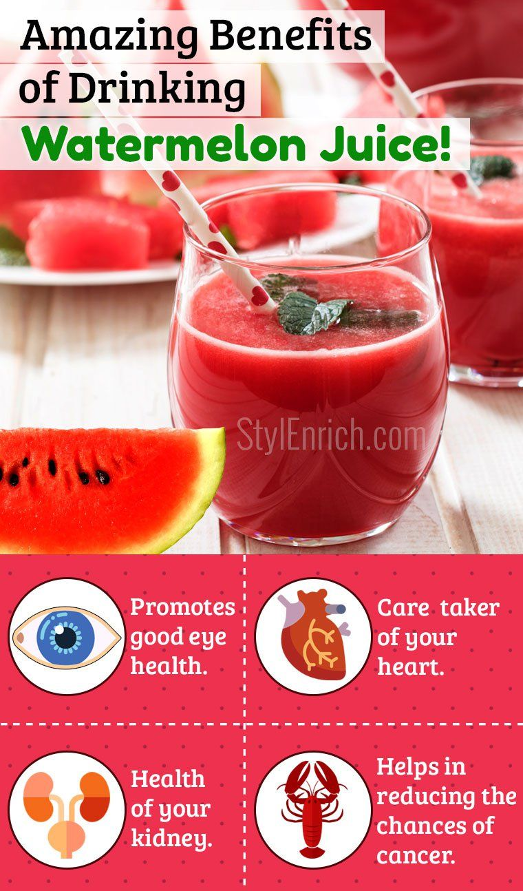 watermelon juice benefits for glowing skin and better health