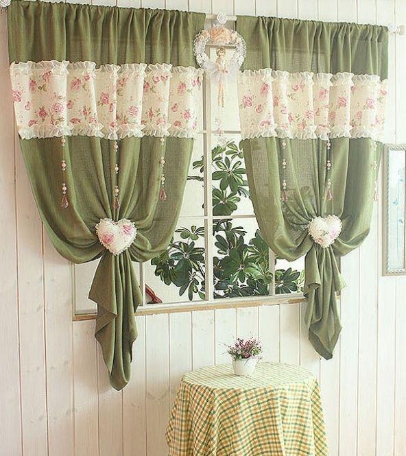 Занавески для кухни фото дизайн