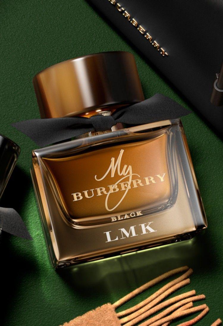 My Burberry Black Parfum 90ml Women In 2020 Burberry Perfume Perfume Bottles