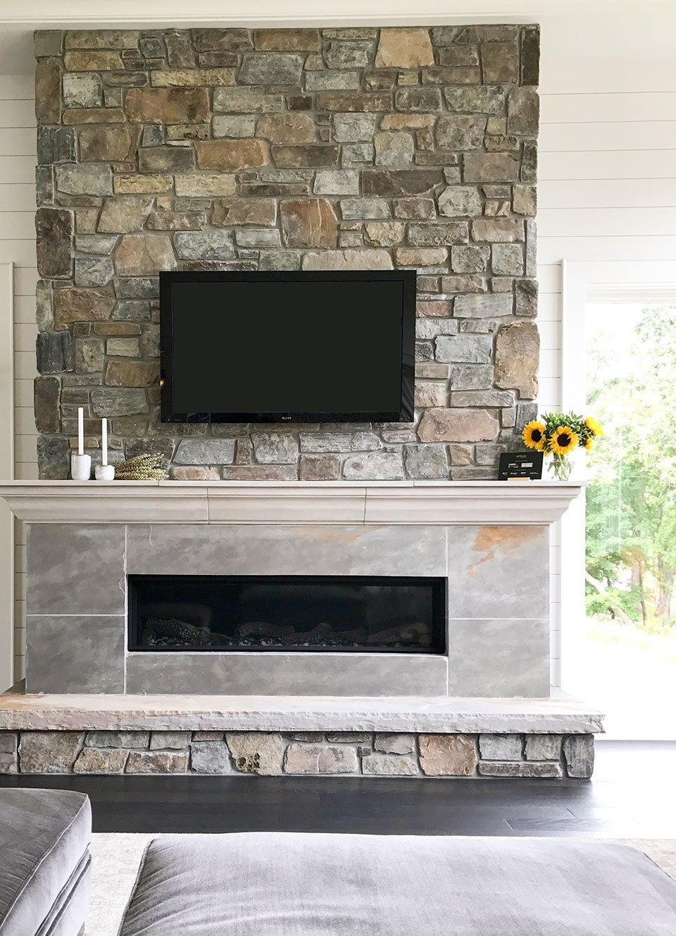 out and about artisan home tour 2017 stone fireplaces hearths