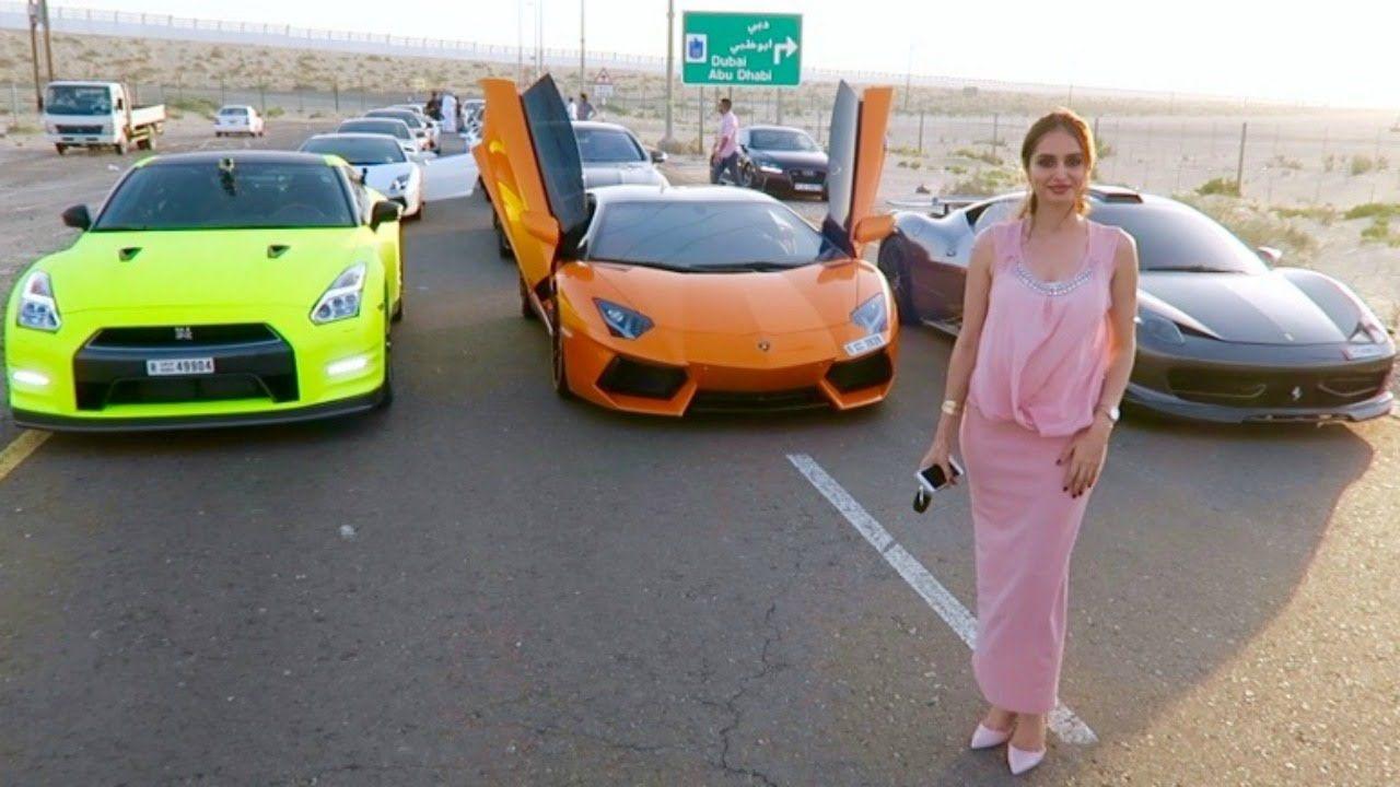 Supercar Kids Of Dubai Super Cars Mo Vlogs Dubai