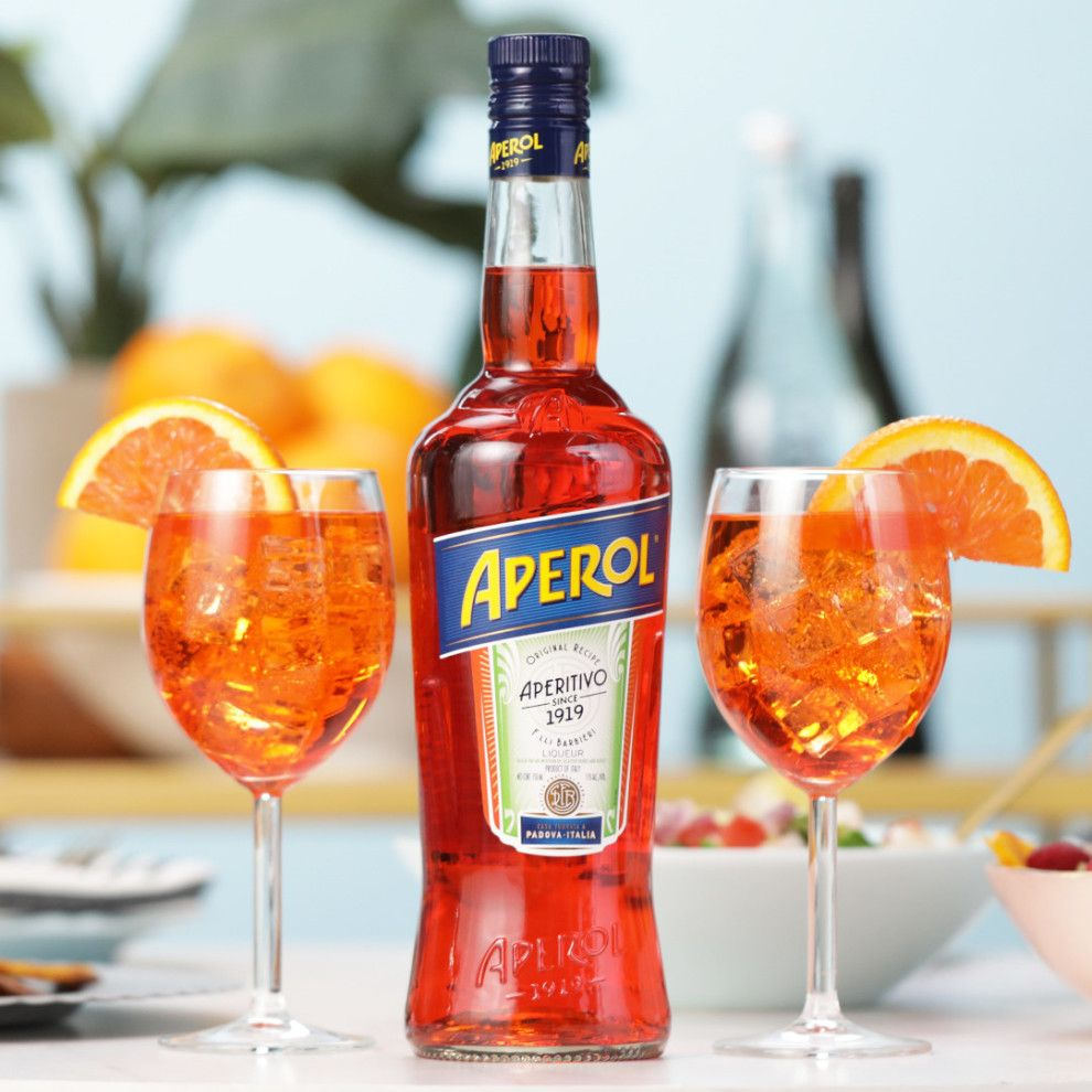 Aperol Spritz Recipe, Summer