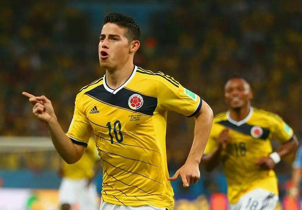 James Rodriguez James Rodriguez World Cup James Rodriguez Goal
