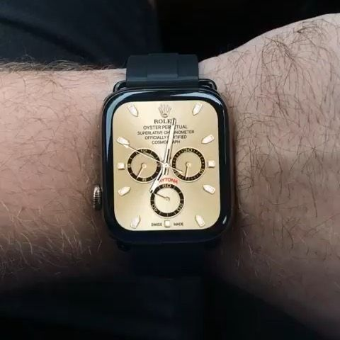Apple Gold Daytona