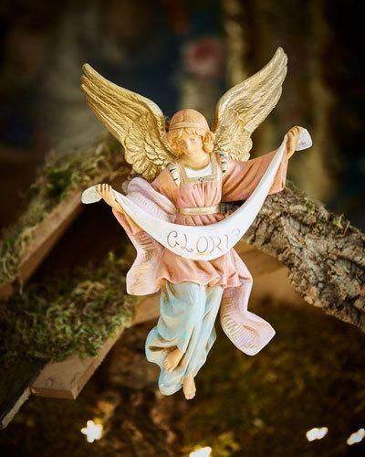 Gloria Angel Nativity Figurine *Seasonalholidaydecorations - outdoor angel christmas decorations
