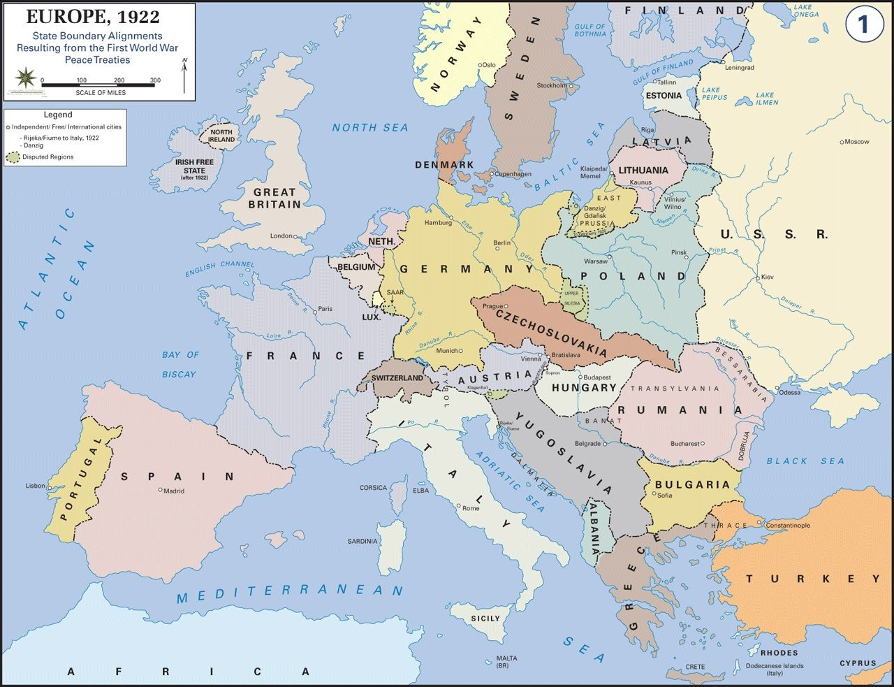 Europe after wwii - Google Search | Maps | Pinterest | Versailles ...