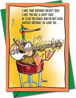 Birthday Cards Funny Duck Funny Birthday Cards Birthday Cards Funny Cards