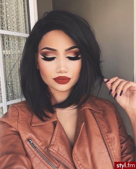 maquillage femme 2018