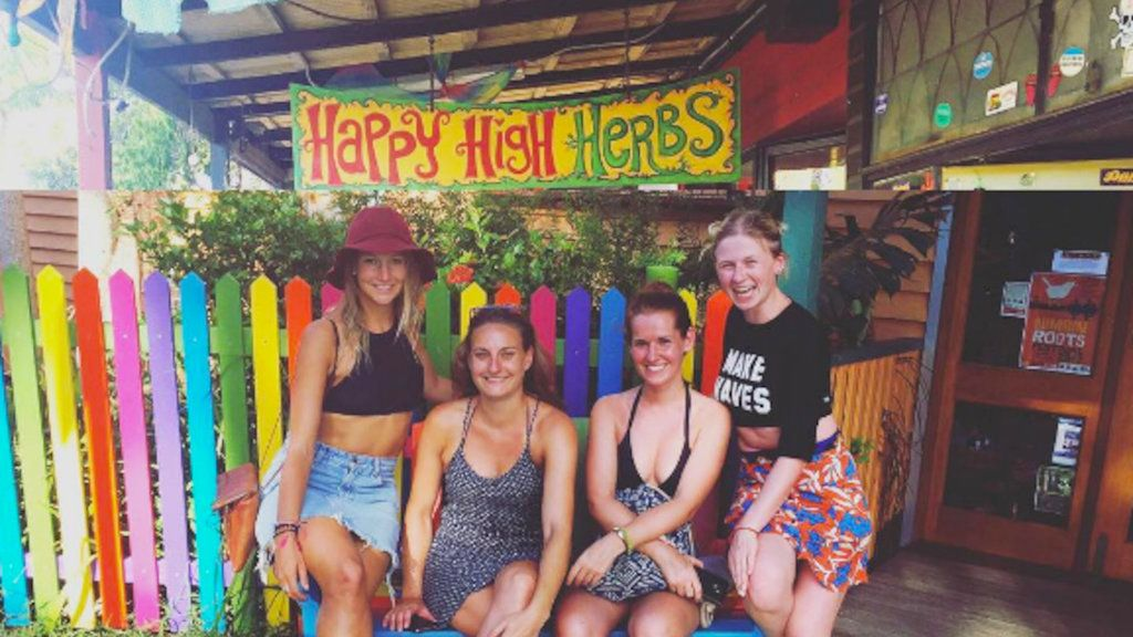 nimbin the colourful hippie town near byron bay nsw. Black Bedroom Furniture Sets. Home Design Ideas