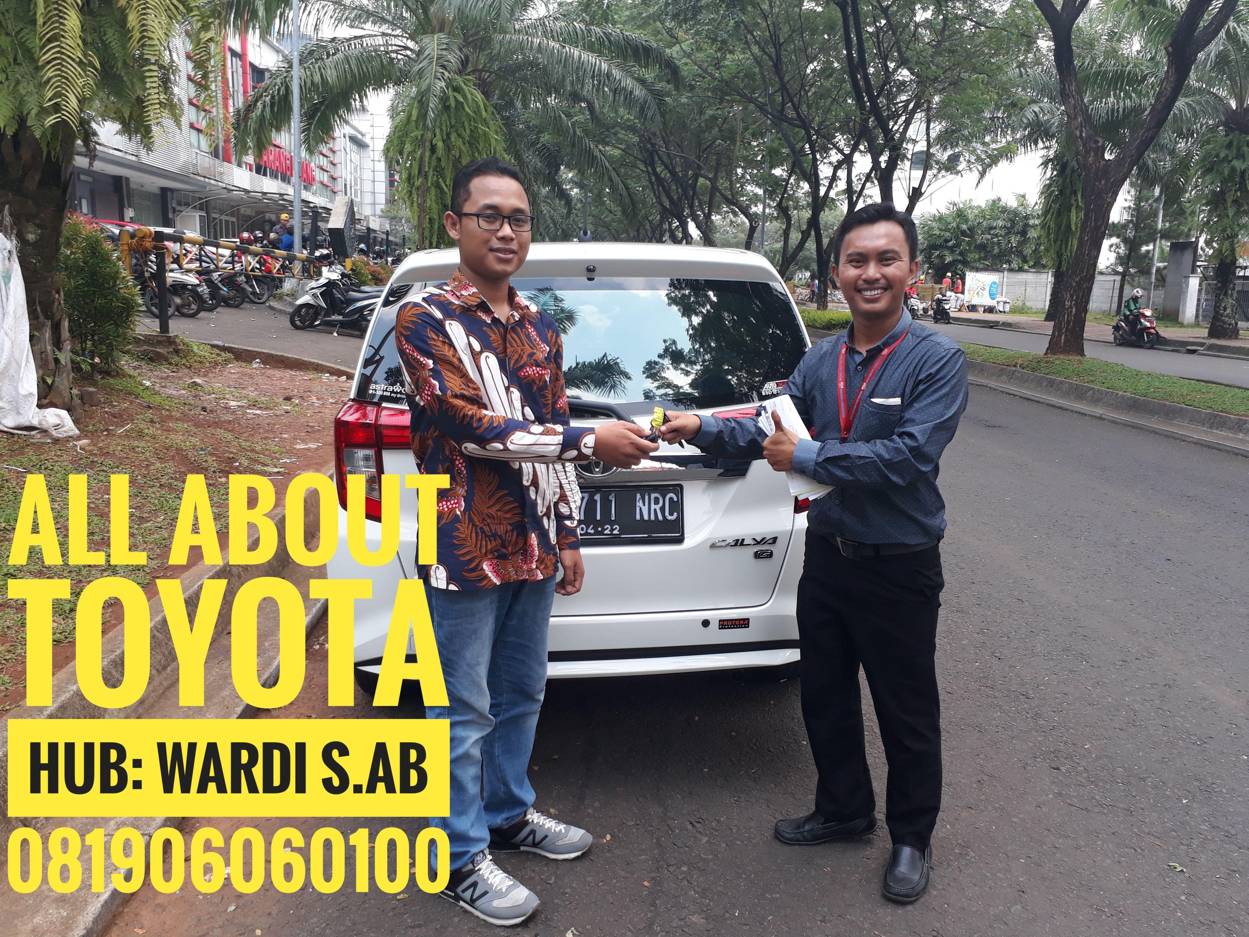 Pin oleh Toyota Tangerang di TOYOTA BSD CITY (Dengan