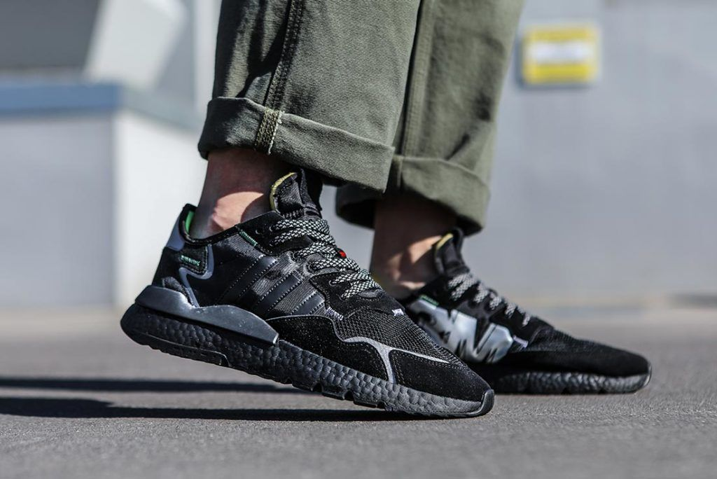 The Adidas Nite Jogger 3M Core Black are available now for just ...
