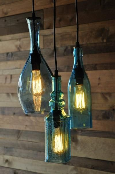 Recycled bottle chandelier the for the home pinterest recycled bottle chandelier the aloadofball Gallery