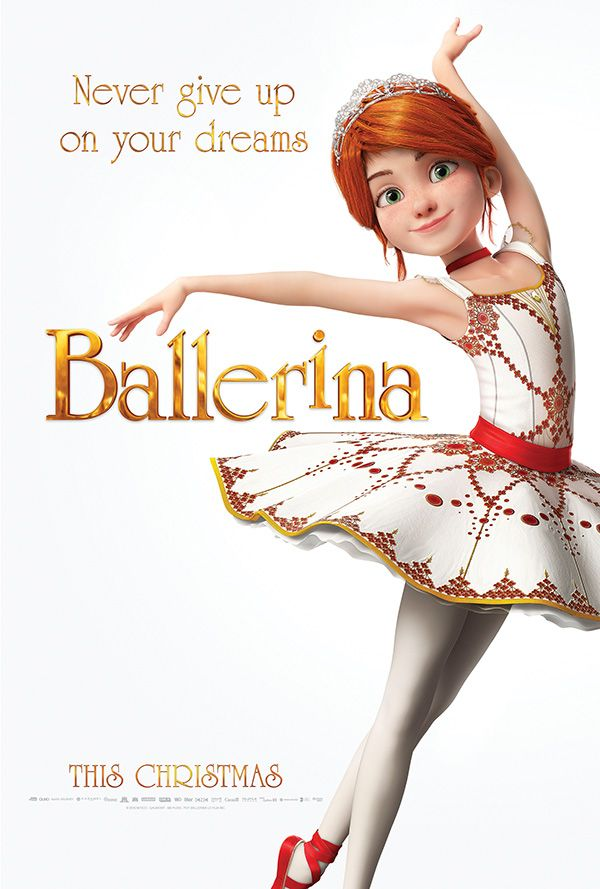Ballerina 2016 3D Animation Felicie Milliner
