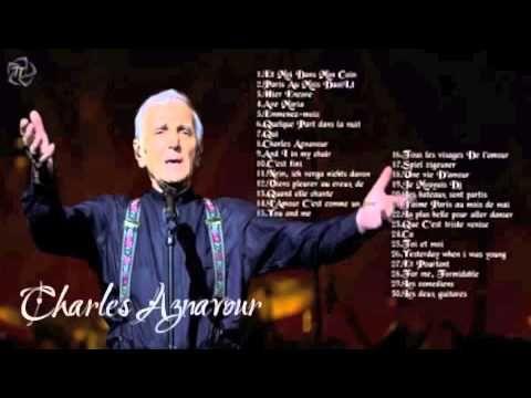 Charles Aznavour chante (2005 live) The old fashioned way/Les plaisirs démodés, une grande chanson de 1973. Charles Aznavour sings (2005) live The old fashio...