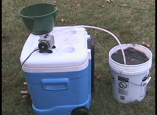Compost Tea Adds All Important Microbes To Your Soil Compost Tea Compost Organic Lawn