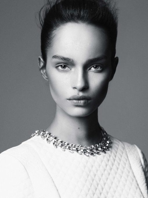 Model Luma Grothe, has made entry into the ultra-exclusive club of L'Oréal Paris brand ambassadors - Some girls get all the luck!
