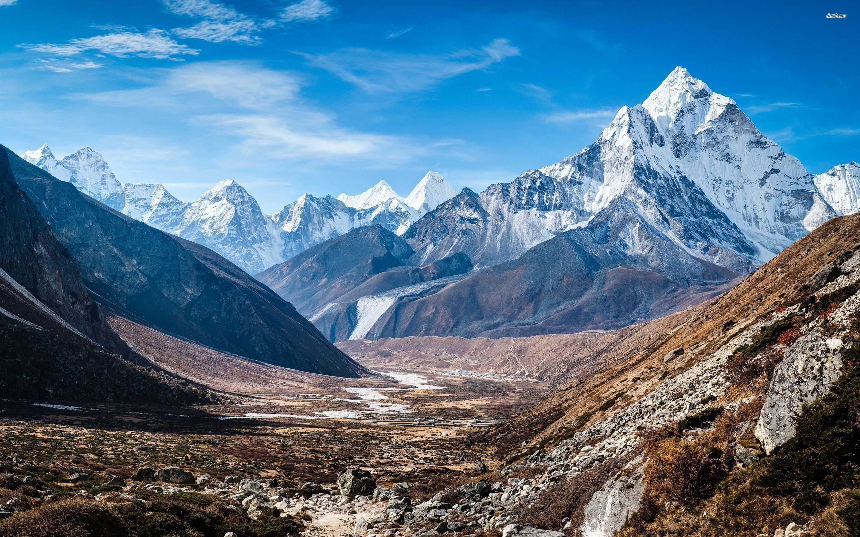 Himalaya Mountain Asia Jpg 2880 1800