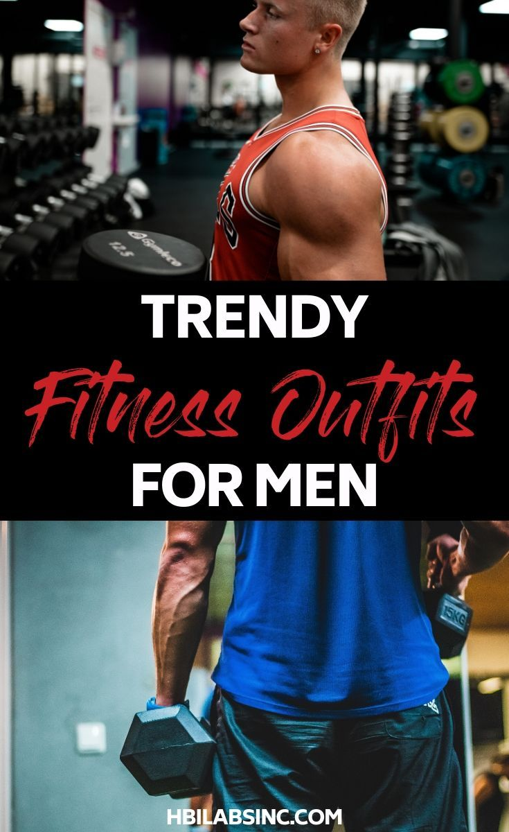 Fill your gym bag with some trendy fitness outfits for men and ditch those old smelly tank tops and...