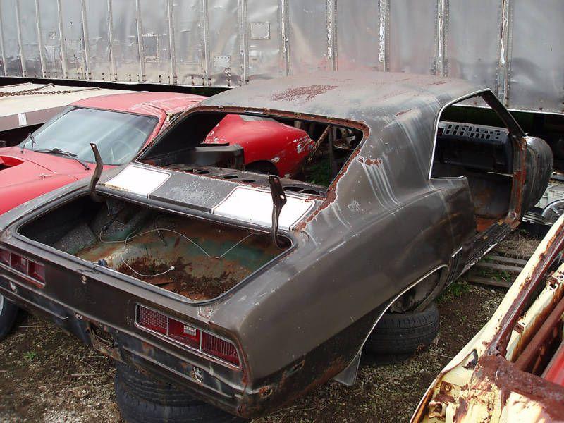 restore camaro 67