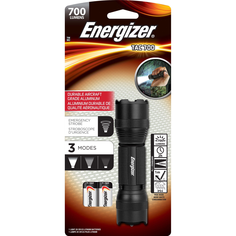 Lampe Torche Tactique En Aluminium E301528100 700 Energizer
