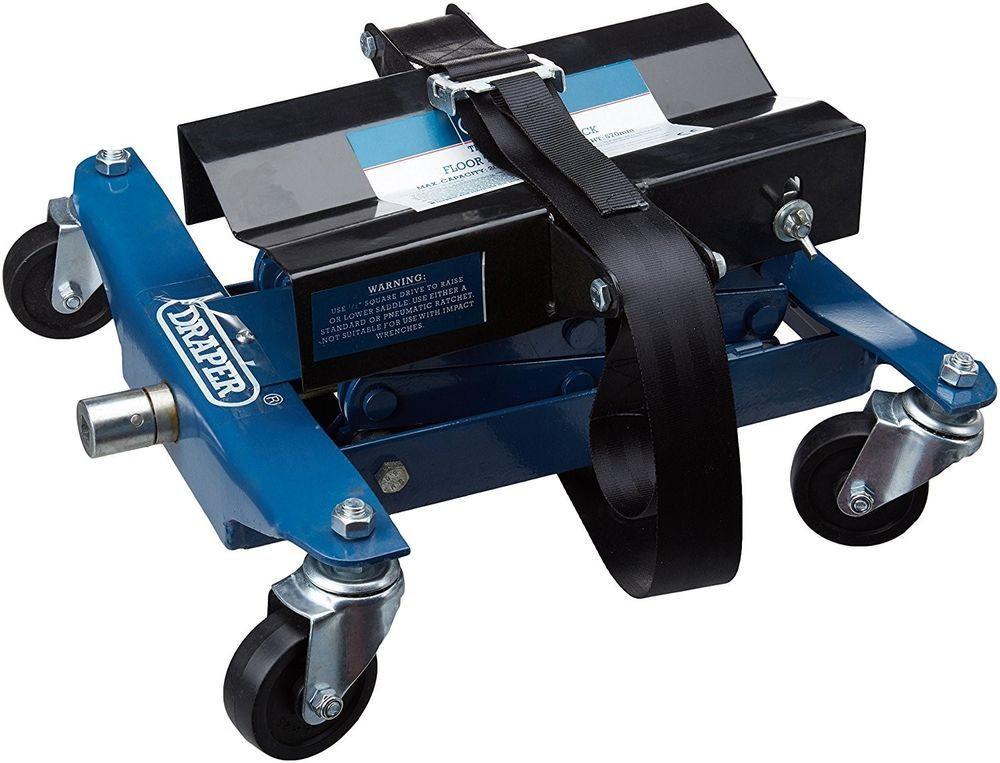 Pin en Floor Transmission Jack LiftGearbox Hydraulic