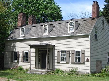 House of John Jones   1750 Dutch Colonial  Cortlandt Manor, New York