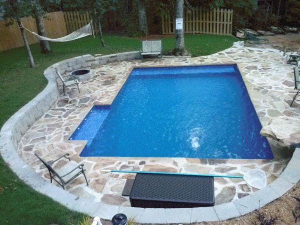 Inground Pool Kit- Build your own affordable pool. in 2019 ...