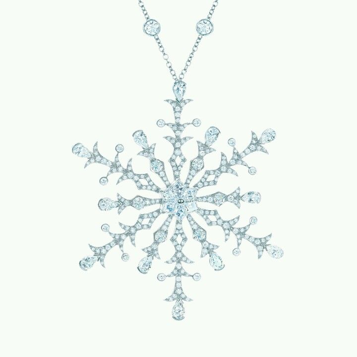 daaf9a393 Tiffany's snowflake necklace | Don't you just LOVE IT?... | Jewelry ...