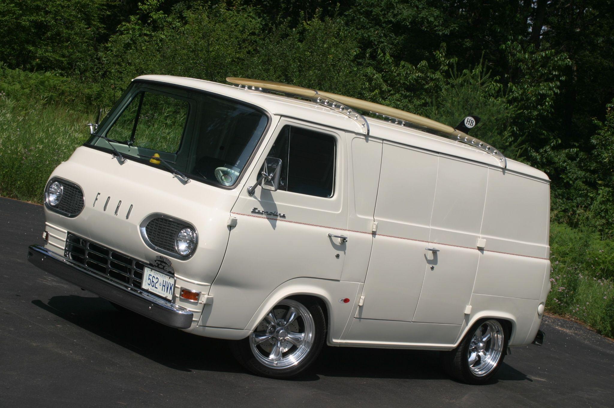 A classic 8 door first gen gem For vintage van merch check out
