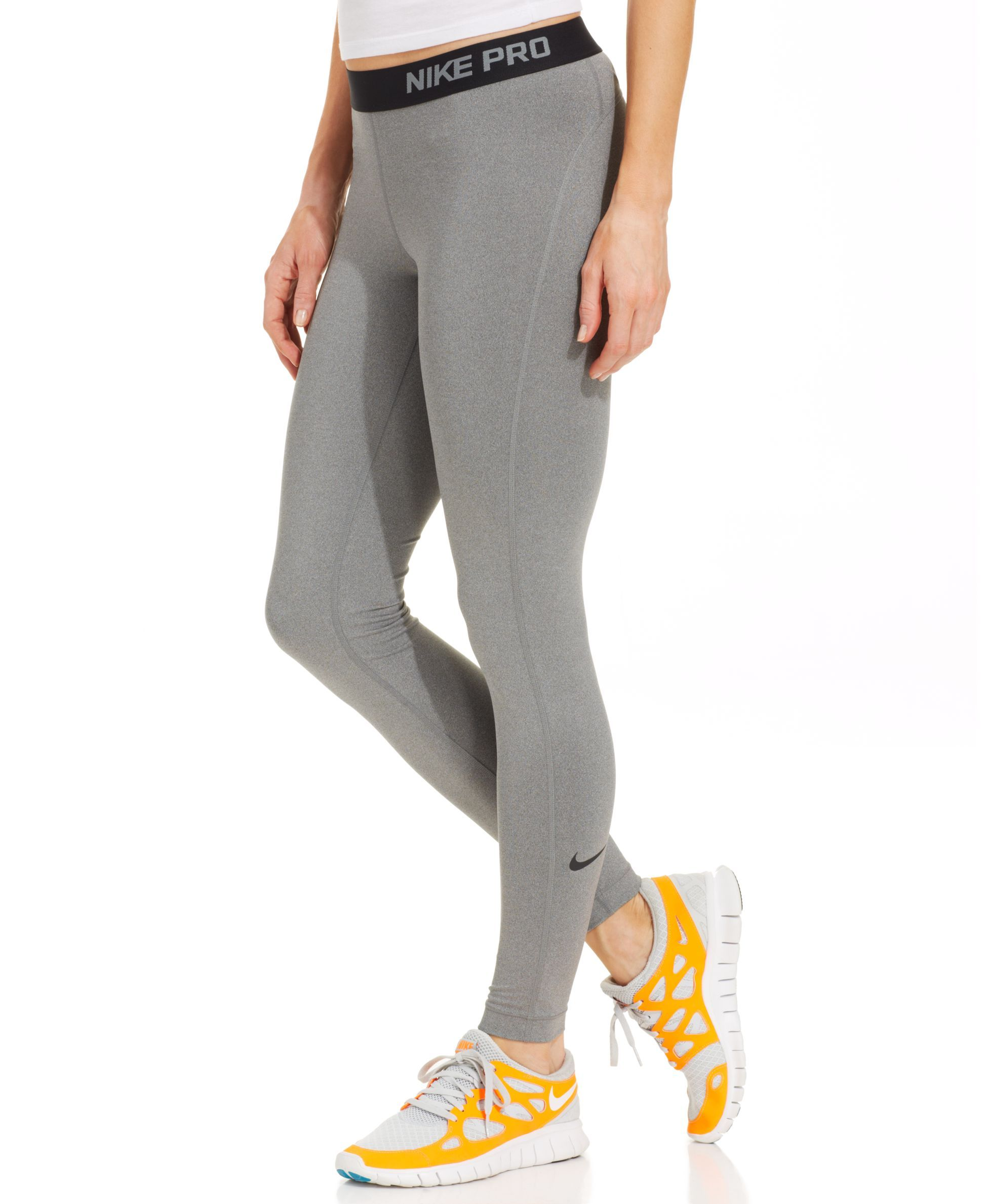 5f31d209f5de17 Nike Pro Dri-FIT Leggings - Pants & Capris - Women - Macy's ...