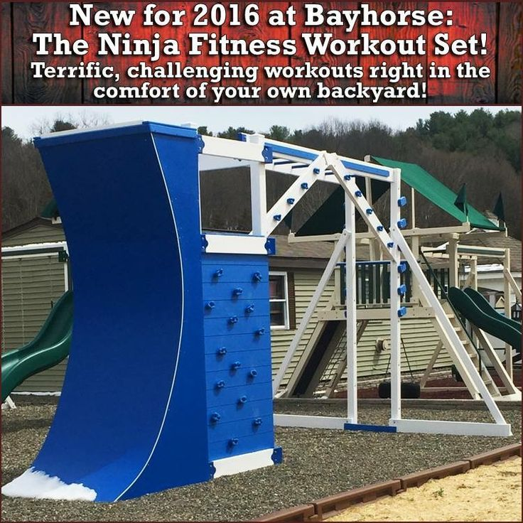 11 best Backyard Obstacle Course images on Pinterest ...