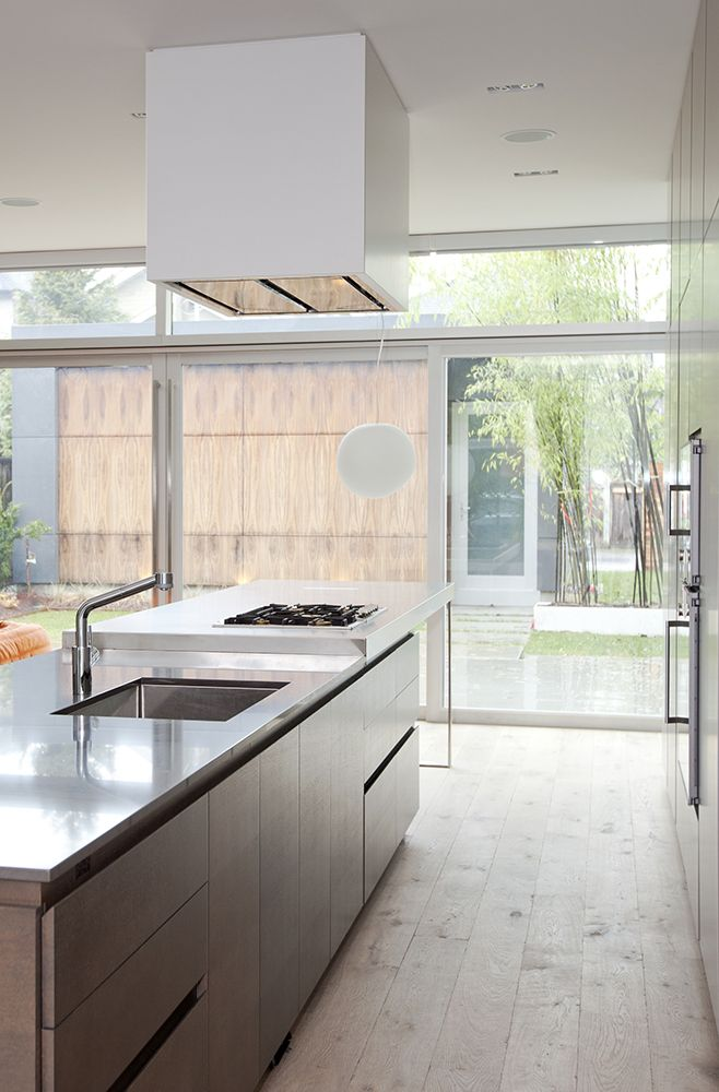 Minimalist Kitchen Design I Love The Zen Feeling And Clean