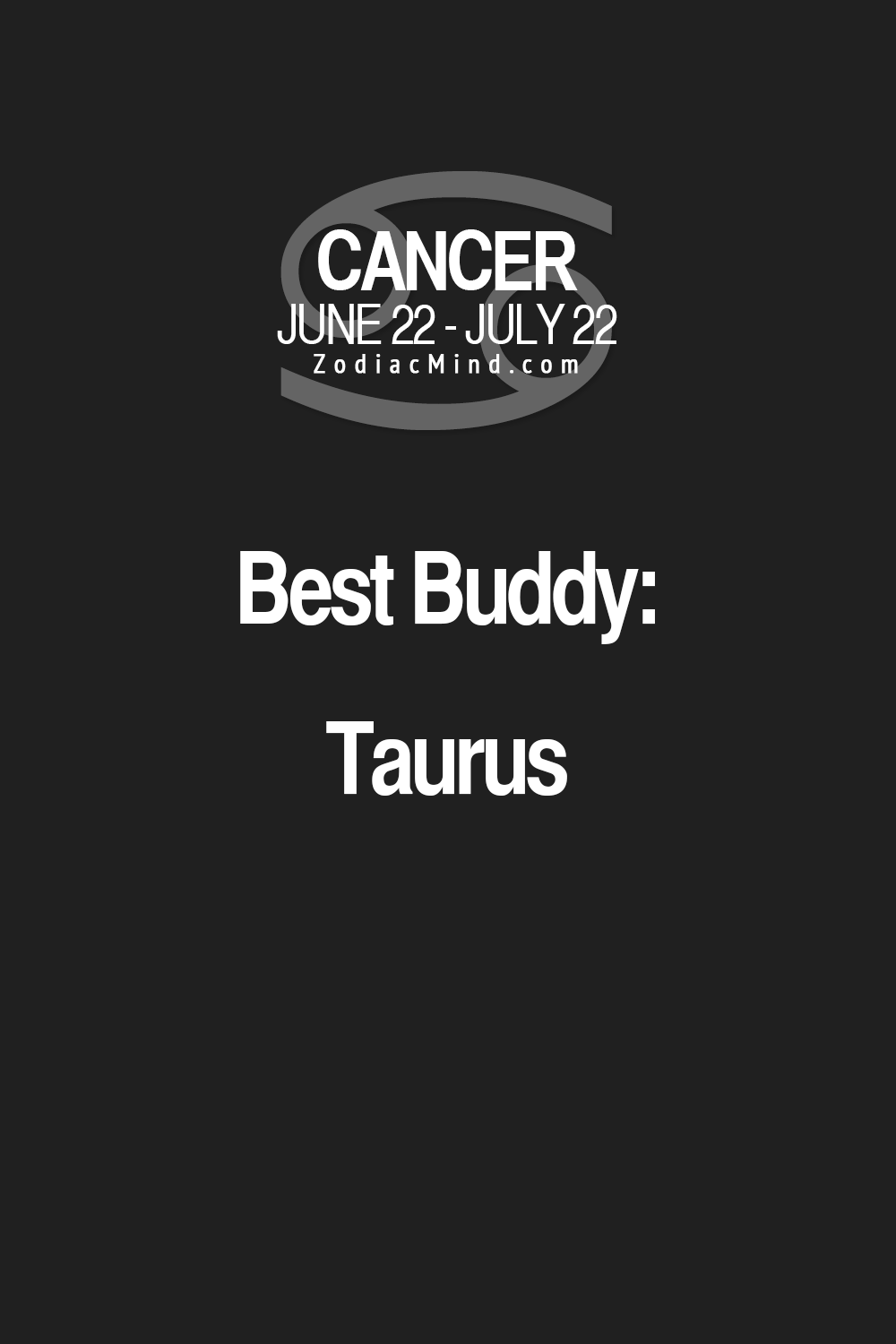 5 cruel truths about the love of Taurus