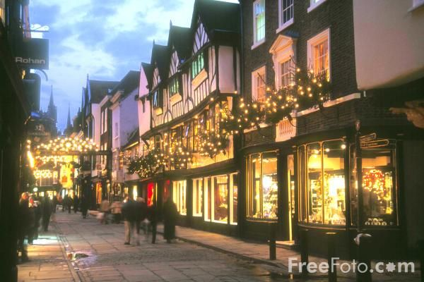 York United Kingdom At Christmas Time I Will Forever Love This Place Christmas In England Visiting England York England