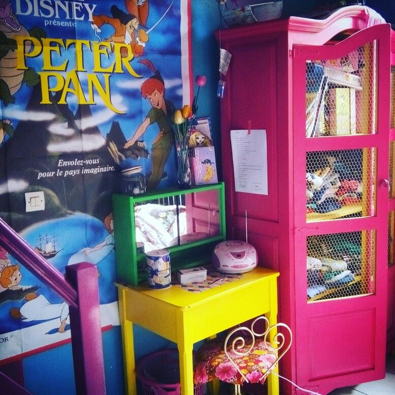 My kid's room