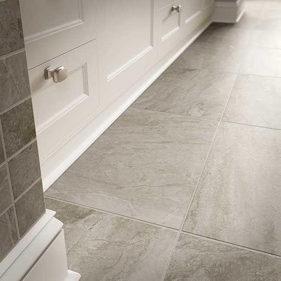 Details Photo Features Severino Cenere Fog 18 X 18 Floor Tile On