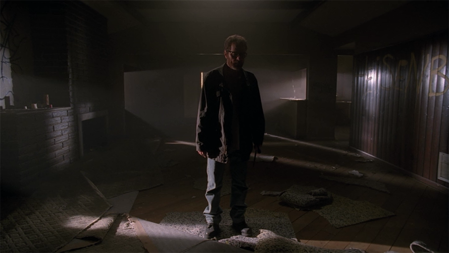 Breaking Bad Felina S05e16 Contrast Symbolism Framing