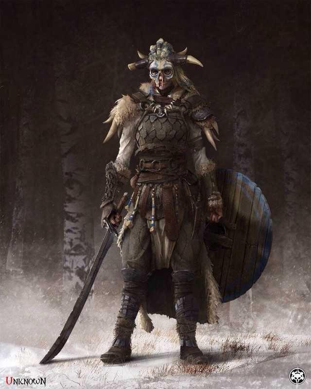 картинки самые фото викингов варваров выращиваться отдельных посадках