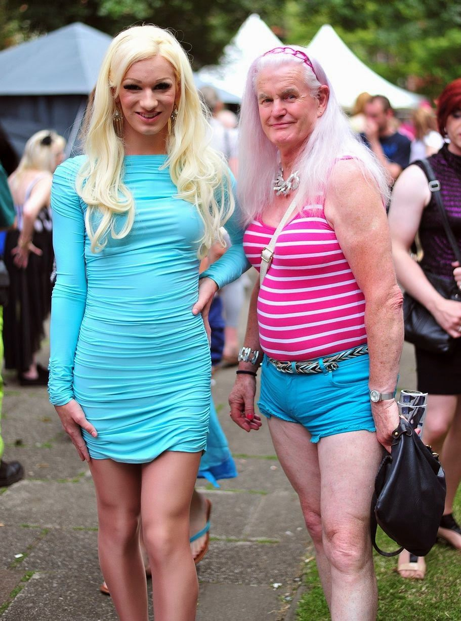 Pin by Danyela\'s Crossdressing life ... on TWINS CROSSDRESSERS WITH ...